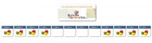 calendario de producción de pimientoscalendario de producción de pimientos